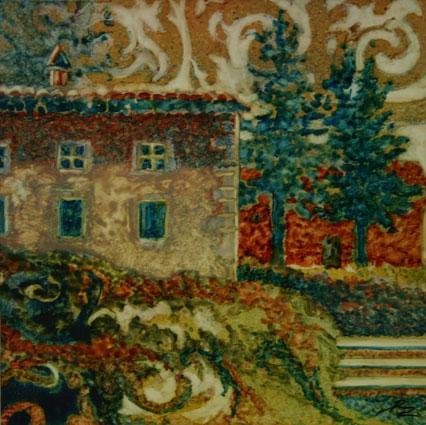 Italian Tuscan Villa