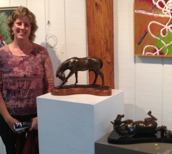 VA Artist Robyn Ryan & Sculptures