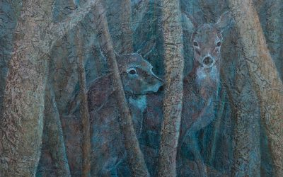 """""""In the Shadows"""" at FCCA for February Regional Juried Exhibit"""