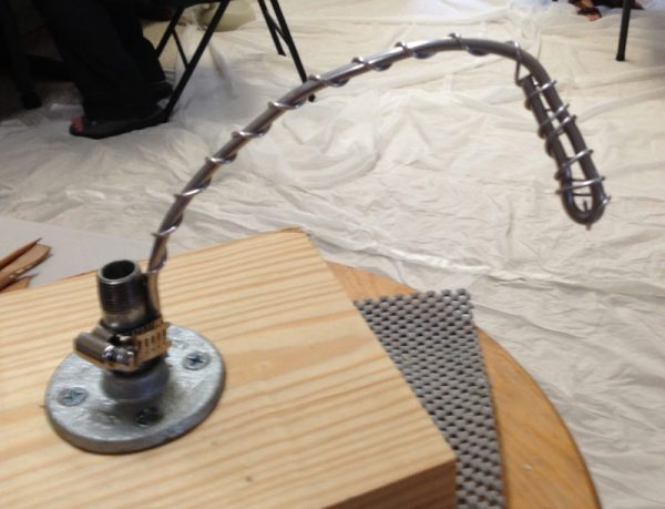 Sculpture Armature Demonstration