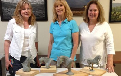 June Sculpture Workshop was a Blast!
