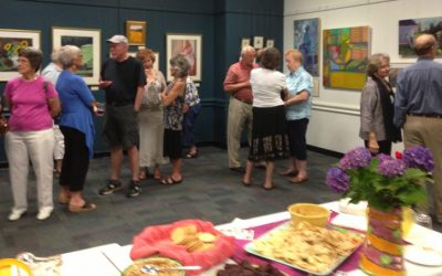 North Windsor Artists ~ Exhibiting Together Again!