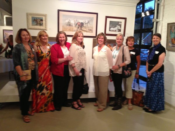 VEAA Artists at Gallery Flux
