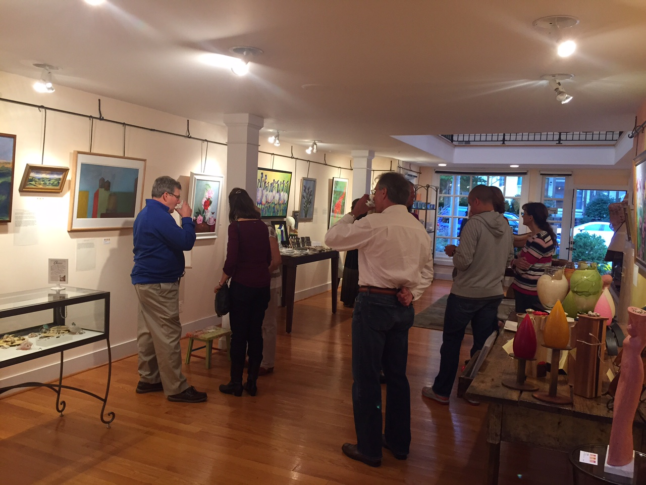 """Scale"" Exhibit Reception"