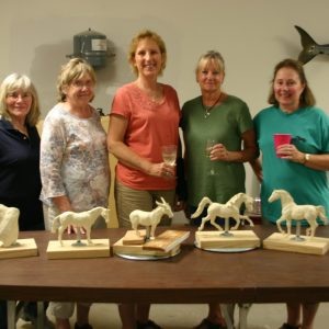 VEAA Robyn Ryan Sculpture Workshop