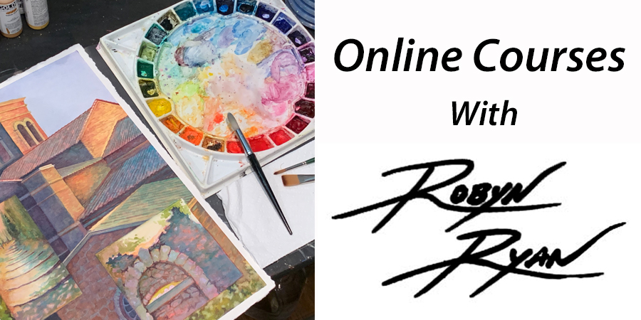 Robyn Ryan Online Courses