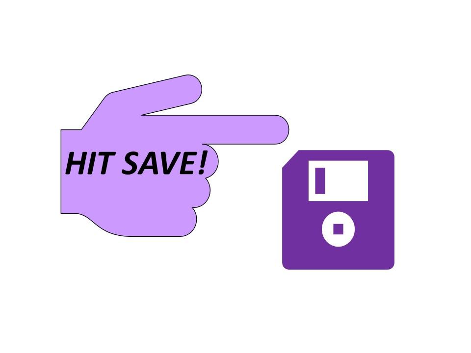 Robyn Ryan's Acrylic Layers Process - Hit Save